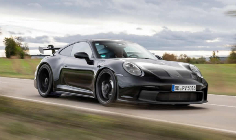 2022 Porsche 911 GT3 First Ride Review: Big Talent