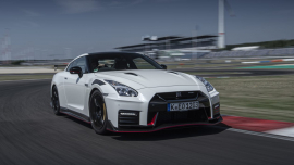 New Nissan GT-R Nismo 2020 review